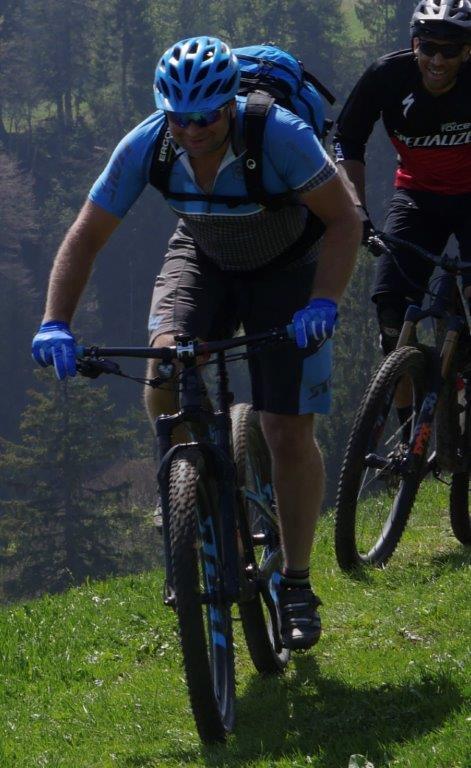 Erni Trail Mountainbiketouren